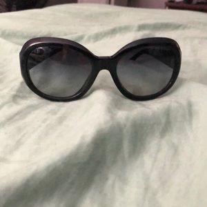 """Giorgio Armani """"bug"""" style sunglasses"""